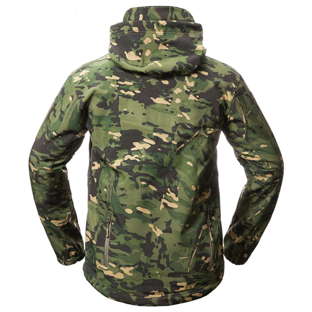 Shingo V5 Soft Shell Tactical Waterproof Military Jacket