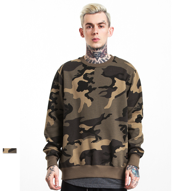 Men's Original Design CAMO Sweatshirt