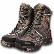 AYO Men Outdoor Waterproof Hunting Boots