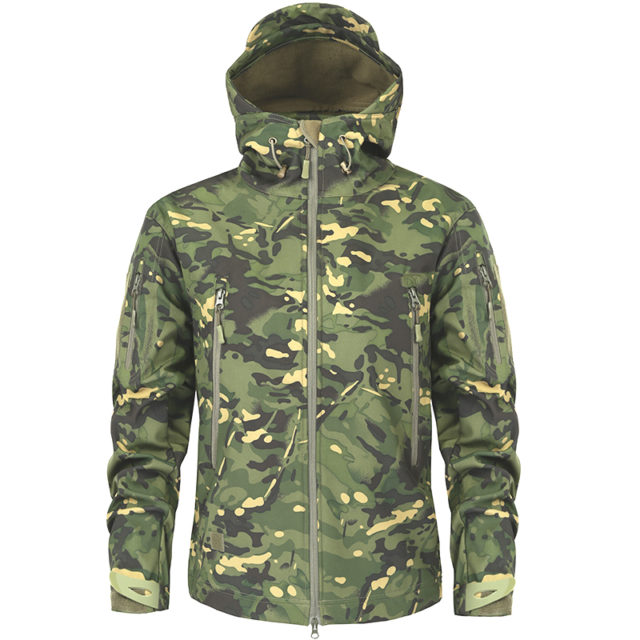 Outdoors Soft Shell WaterProof Tactical Jacket