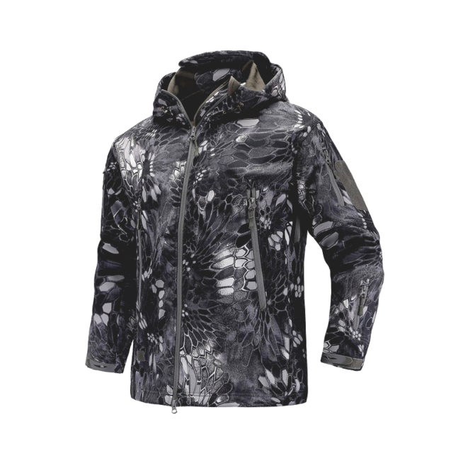 ARMYCAMP Shark Skin Tactical Jacket