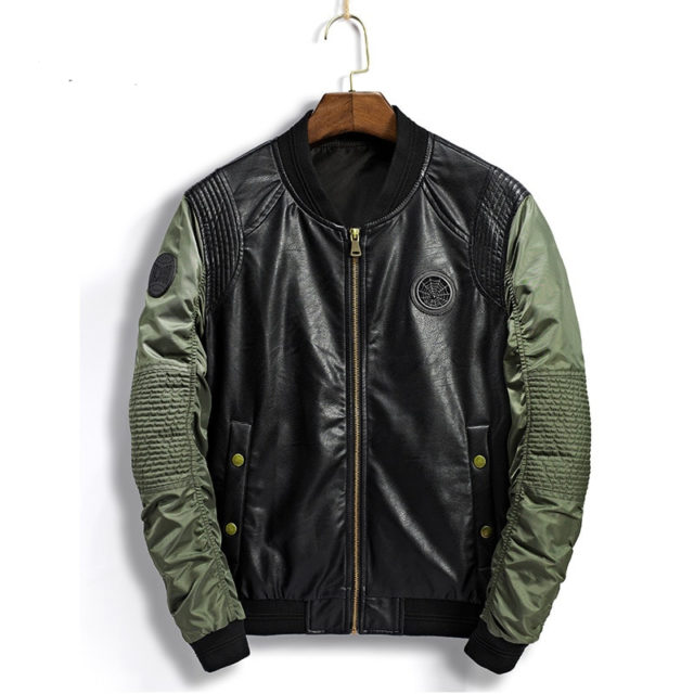 Flight Jacket Bomber Jacket