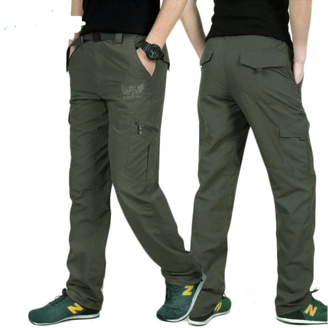 Men Hiking Pants 3 Colors