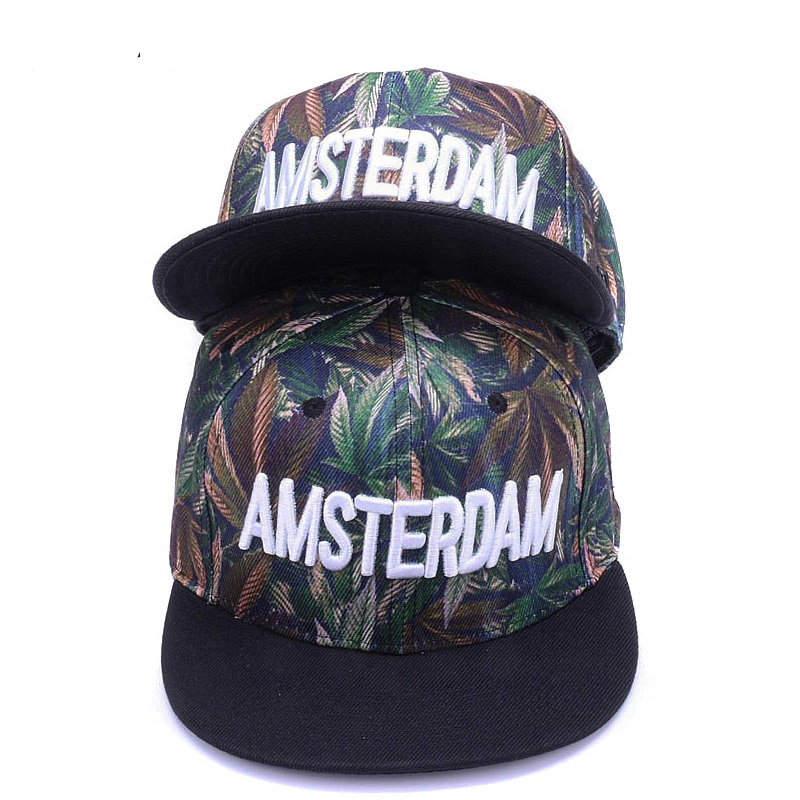 HATLANDER Fashion Print flat men hats swag hip hop cap letter 6panel gorras hombre snapback caps casual women baseball cap hat