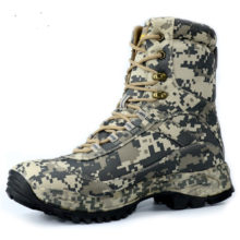 New Men Military Tactical Boots Combat Boots Desert Boots Hiking Camouflage High-top Desert Boots Fashion Work Shoes