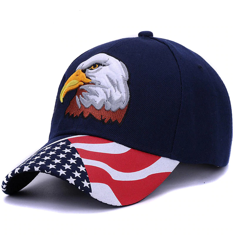 Proud Americans Eagle Baseball Hat